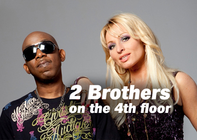 2 BROTHERS ON THE 4TH FLOOR - '90s artists